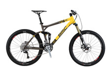 BMC Trailfox TF02 XT mango